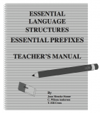 Essential Prefixes Teacher's Manual