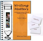 Writing Matters & Set of Concept Cards