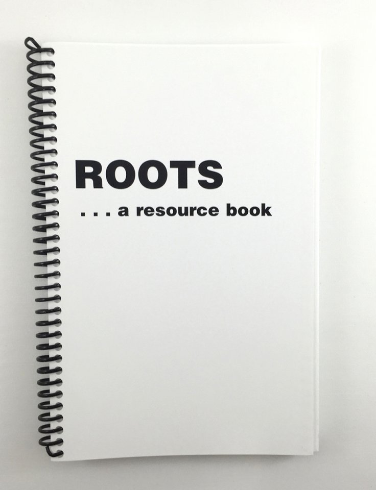 Roots...a resource book