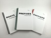 Prefixes, Roots, and Suffixes: Combo Pack