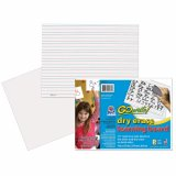 Double Sided Dry Erase Sheets: Set of 5