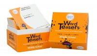Word Teasers -- Middle School Vocabulary