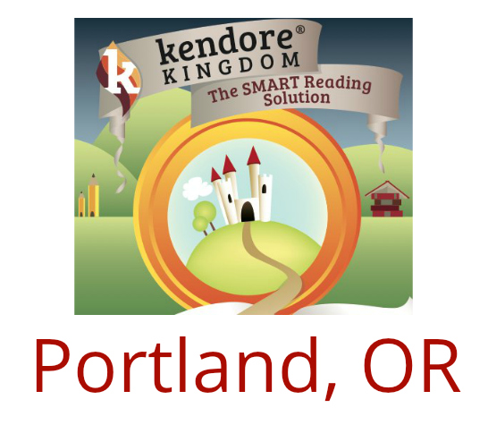 Kendore Kingdom Part 1 & Multisensory Spelling (4-day) Portland, OR: Jan. 22 - 25, 2019