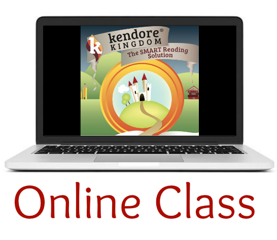 Kendore Kingdom OG-Based Reading & Spelling Online: Mar. 26 - May 14, 2019