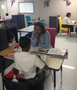 Kendore Literacy Lab at Centennial Place Academy in Atlanta GA